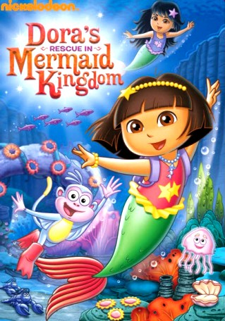 مترجم عربي - Dora's Rescue in Mermaid Kingdom 2012
