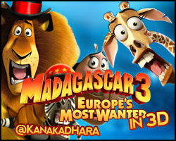 مدبلج عربي - Madagascar 3 Europes Most Wanted