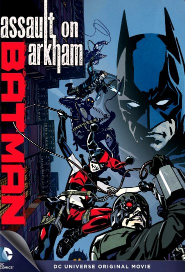 فيلم Batman Assault on Arkham مترجم عربي