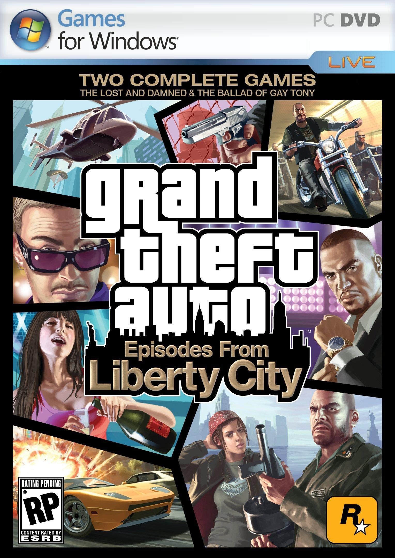 تحميل لعبة Grand Theft Auto - Episodes From Liberty City PC Game على أكثر من سيرفر Stardima_gta-episodesfromlibertycity-pc-boxart