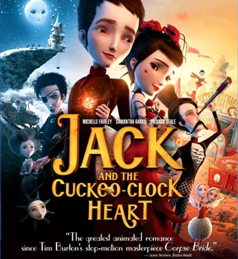 فيلم The Boy with the Cuckoo Clock Heart مترجم عربي
