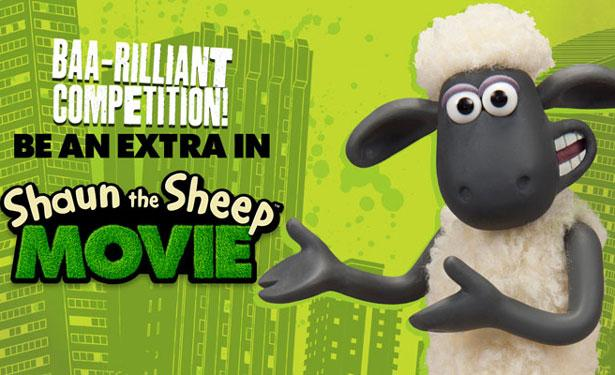 فلم خروف شون ذا شيب Shaun the Sheep The Movie 2015