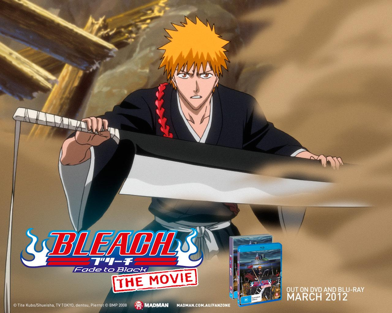 فيلم Bleach Movie 3 Fade to Black مترجم عربي
