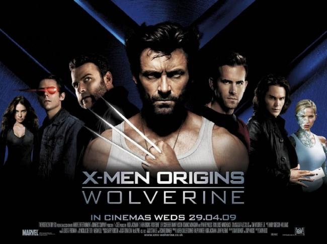 فيلم الاكشن X-Men Origins: Wolverine مدبلج عربي