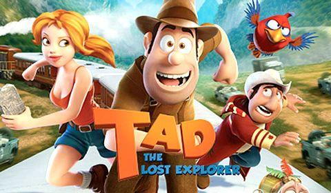 فلم Tad, the Lost Explorer مدبلج