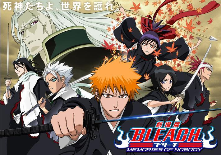 فيلم Bleach movie 1 Memories of Nobody مترجم عربي