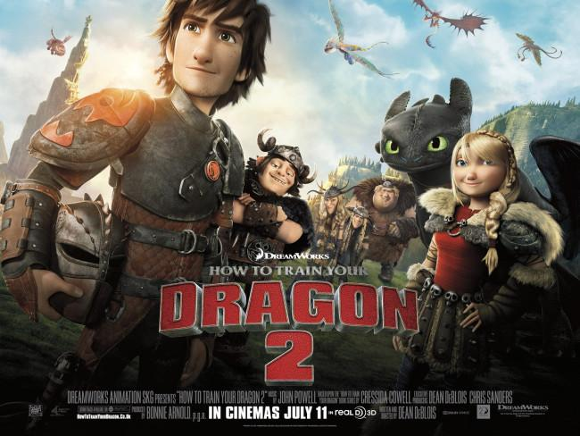 فيلم How To Train Your Dragon 2 مدبلج عربي