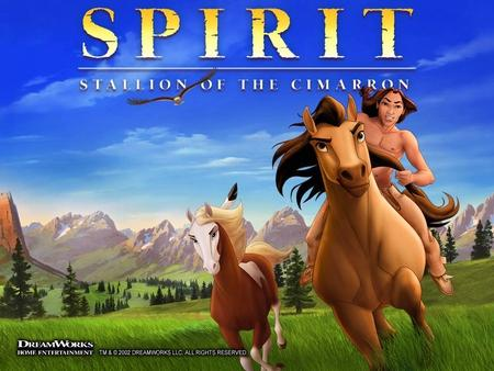 فلم Spirit Stallion Of The Cimarron مدبلج