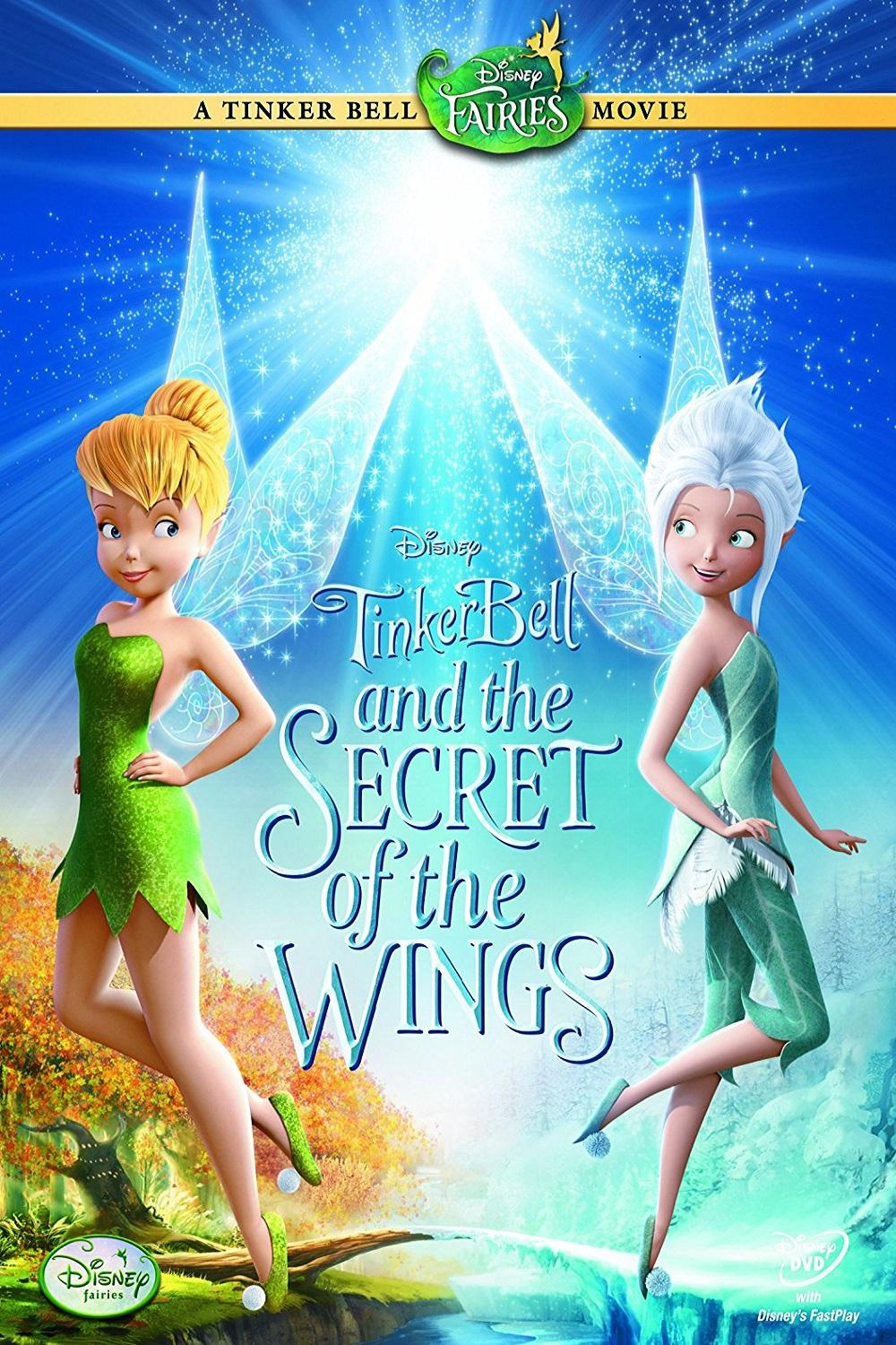 فيلم Tinker Bell Secret of the Wings مدبلج