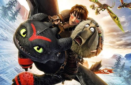 شاهد فيلم Dragons Dawn of the Dragon Racers 2014 مترجم عربي