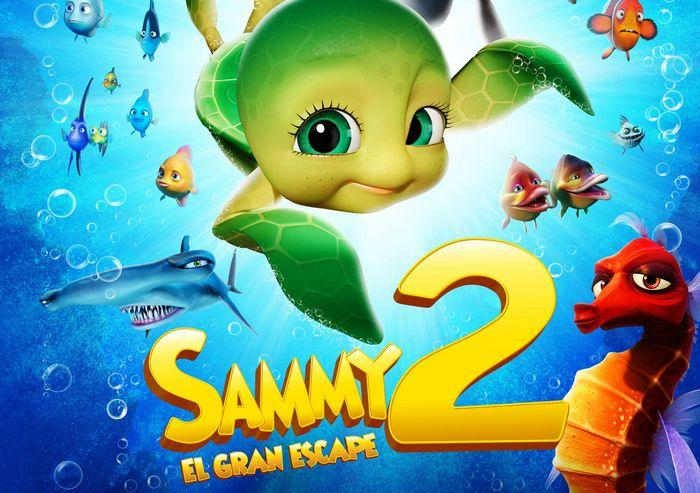 فلم A Turtle's Tale 2 Sammy's Escape from Paradise مدبلج