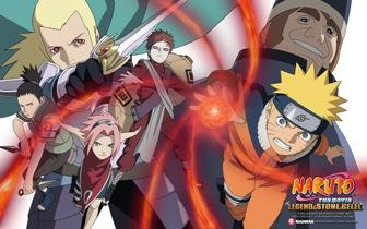 مشاهدة فيلم Naruto The Movie 2 Legend of the Stone of Gelel مترجم عربي