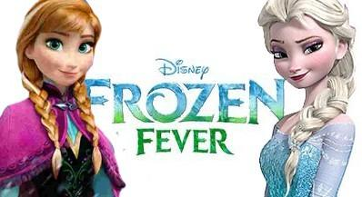 شاهد فيلم Frozen fever 2015 مترجم عربي HD