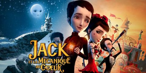 مشاهدة فيلم Jack - The Boy with the Cuckoo Clock Heart مترجم عربي