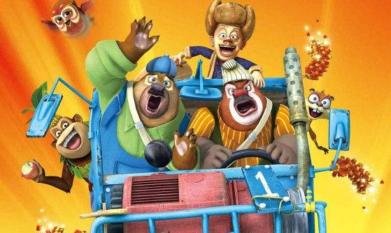 شاهد فيلم Boonie Bears Homeward Journey مترجم عربي