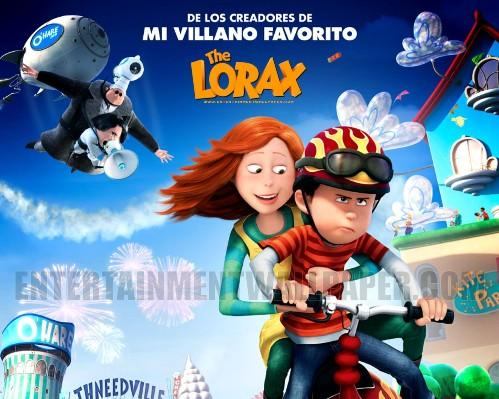 فلم Dr. Seuss' The Lorax مدبلج
