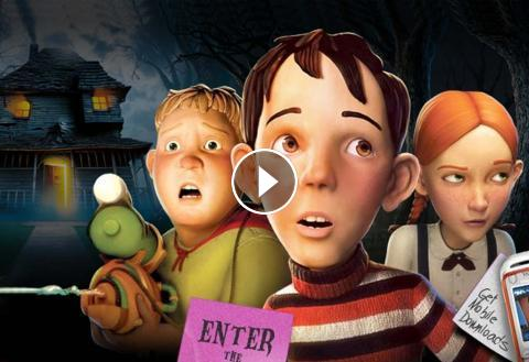 فيلم monster house مترجم