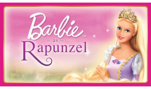 فلم Barbie as Rapunzel مدبلج
