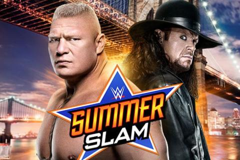 عرض WWE SummerSlam 2015 HD