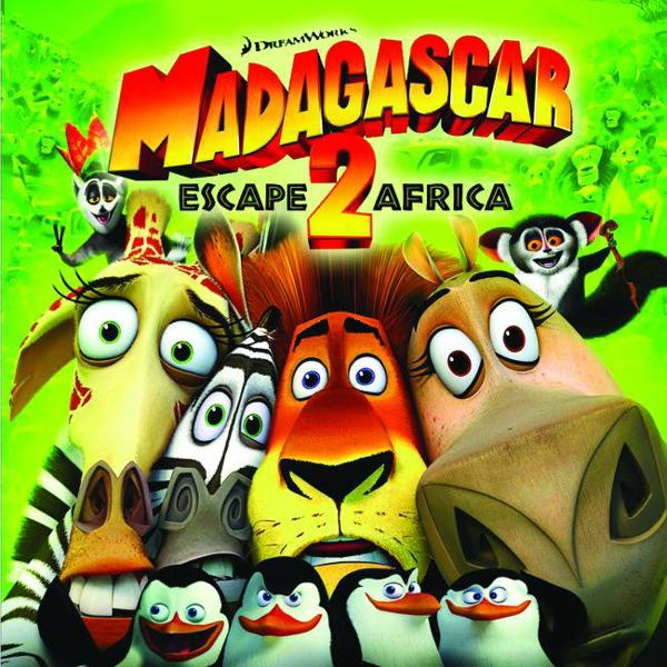 فلم Madagascar Escape 2 Africa مدبلج
